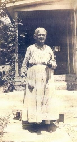 A photo of Mary E Quisenberry Ross