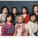 Capangpangan family, California 1986