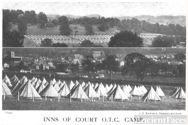 Inns of Courts   Officer Training  Camp