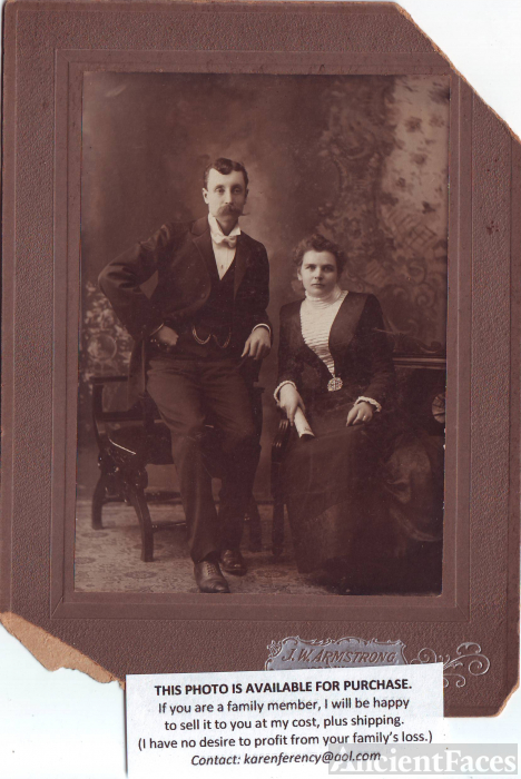 Unknown couple, Windsor Ontario
