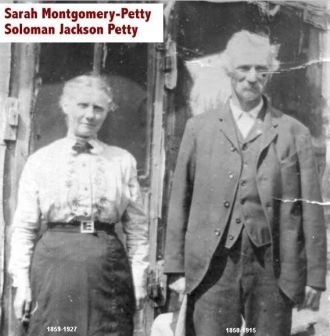A photo of Sarah Ann Petty