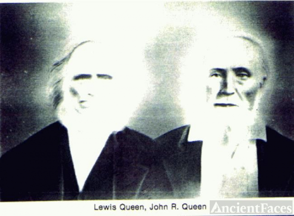 Lewis  and John R,Queen