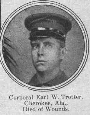 Corporal Earl W. Trotter