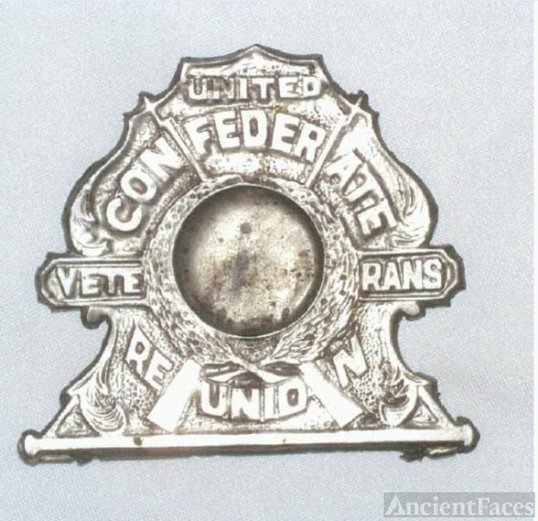 John Henry Dyer's Confederate Reunion Badge