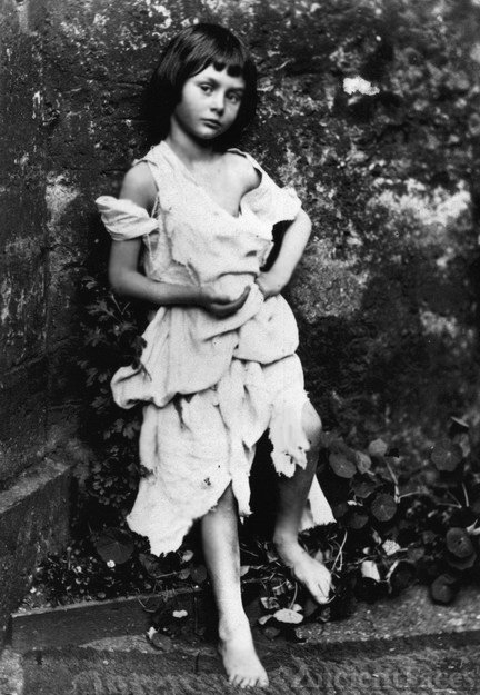 Alice Liddell- Lewis Carroll's Inspiration