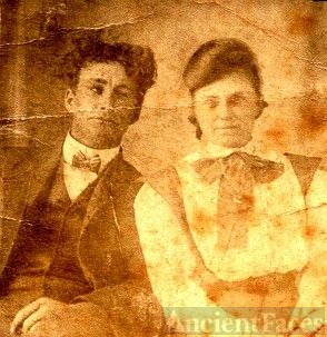 Nathan Harvey Murphy and Wife