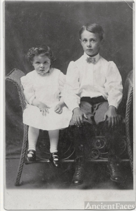 Norris and Mabel Young