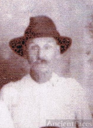 ONE OF 4 WALKER BROTHERS TAKEN IN 1895