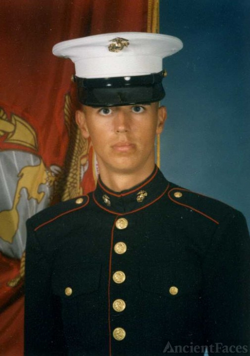 James Lewis Egerdahl, Marine