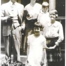 Kriege Family abt 1931