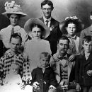 The Denton Family, Texas