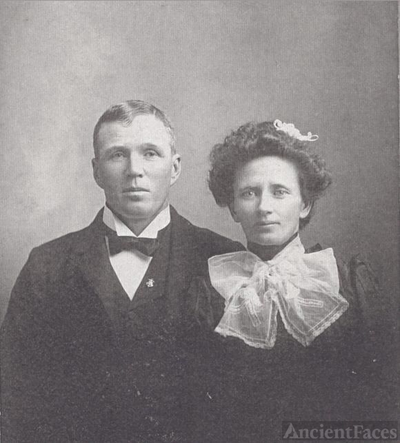 Albert Grier and Clara Belle Donovan