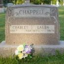 Charles and Laura Chappell Headstone