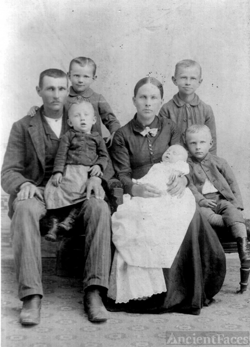 Robert Monteath Family