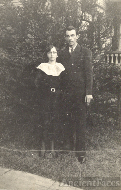 Ida and Joe Short abt 1930