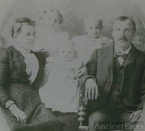 Nicholas and Josephine Reuter Family