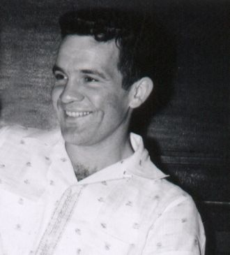 Fred D. Kadavy, April 1957, OK