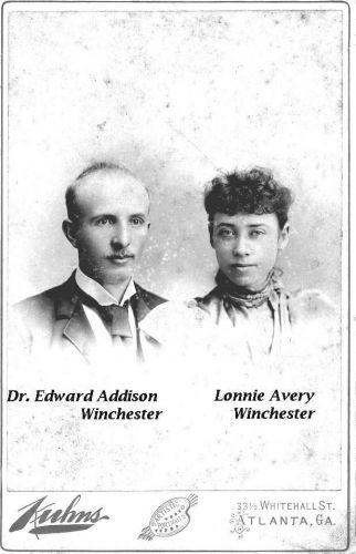 Edward and Lonnie Winchester