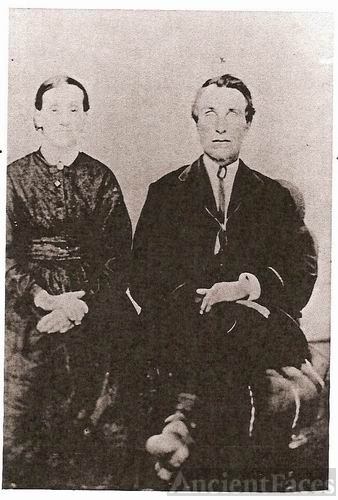 Wm J. Armstrong and Emily (Cavanaugh) Armstrong