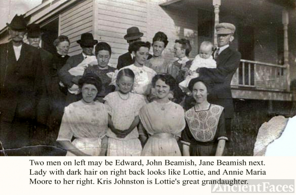 John Beamish descendants