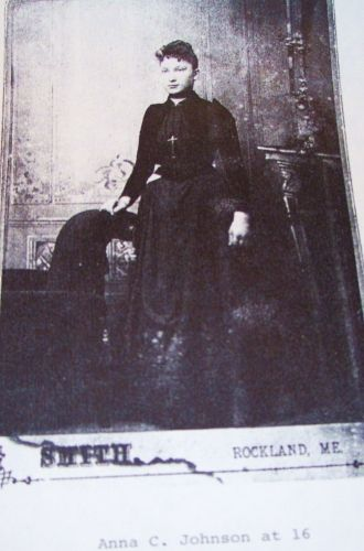 A photo of Anna C Johnson