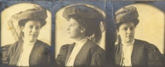 A photo of Margaret E Spurlin