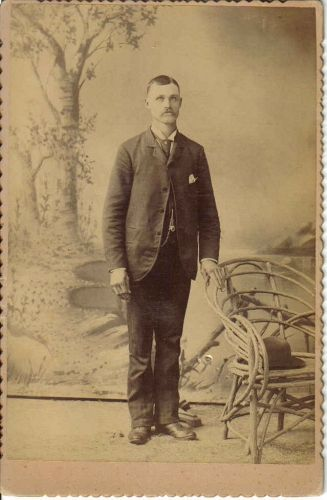 Great uncle John W Jeffers