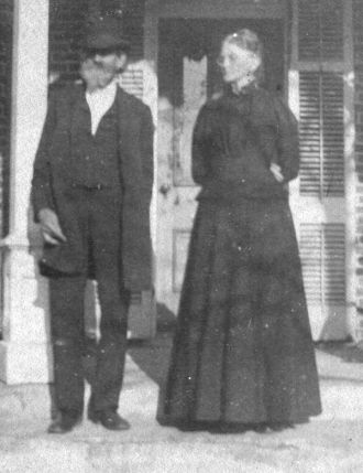 Dwight and Mary A Condon Smythe