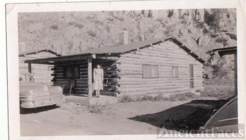 Leslie & Dorothy Allison, Colorado 1948