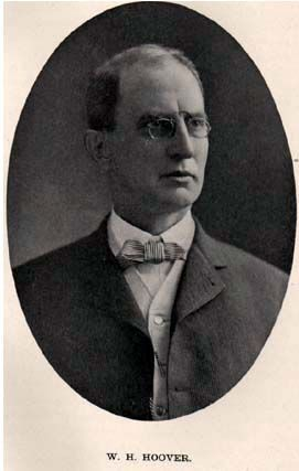 A photo of William H. Hoover