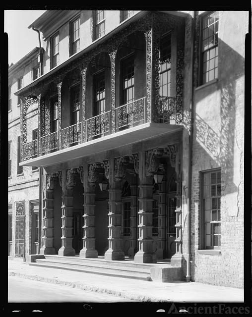 Dock Street Theatre, Charleston, Charleston County, South...