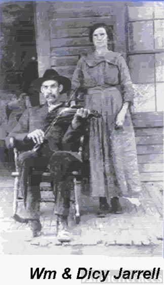 William 'Bill'  & Dicy Muncy Jarrell, KY