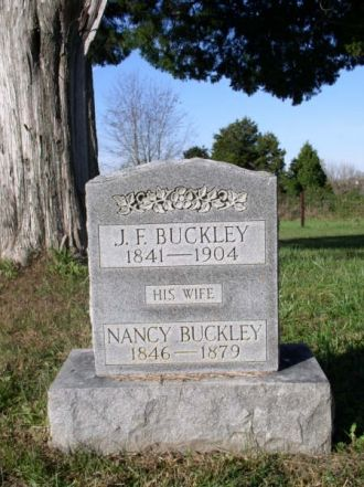 A photo of Nancy Buckley