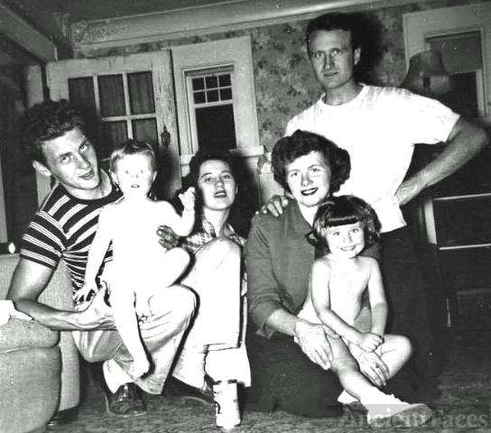 Kroetch and Gillett Families
