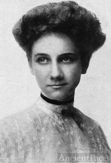 Fannie Spence, 1907, Missouri