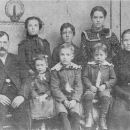 George & Louisa Pitts Family