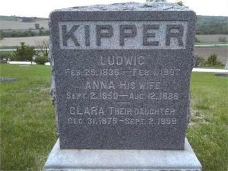 A photo of Clara Kipper