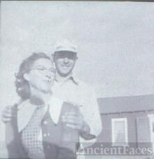 Vernon Sherman and wife