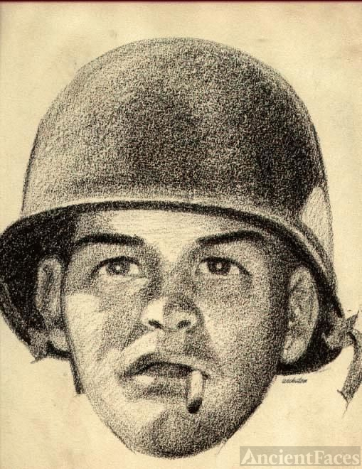 Unknown WWII Soldier