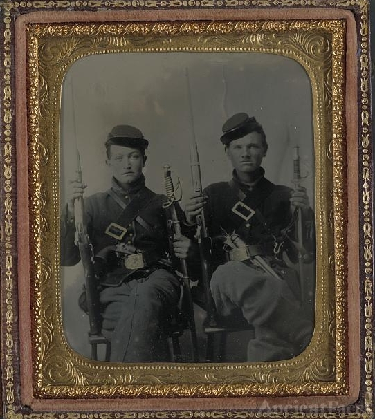 Union Soldiers, Civil War