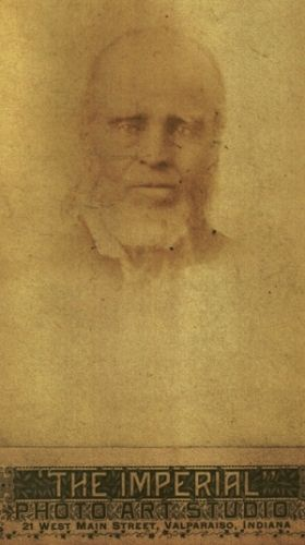 James McMurry, Indiana Pioneer 1880