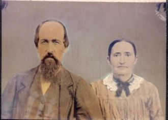 John and Louisa (Cope) Williams