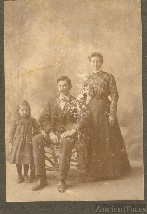 Unknown Family of 3