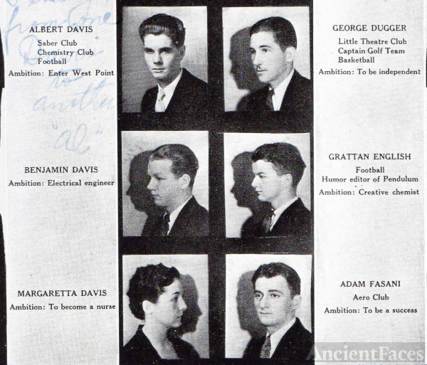 Galileo High School 1932 Seniors