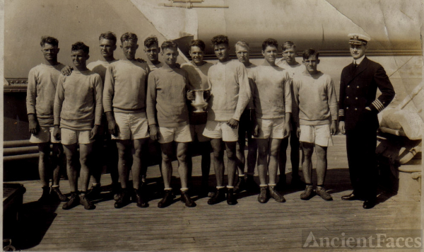 H.E. Willis & 1924 Vallejo Cup Team, CA