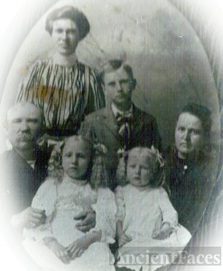 Andrew,Mary,Henry,Signe,Anna and Mary