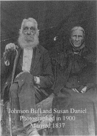 Johnson and Susan Daniel Bull