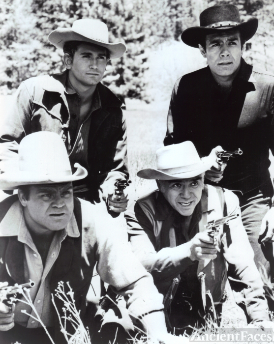 Bonanza - First Episode