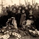 Funeral of Jan Maslinski, Poland 1944