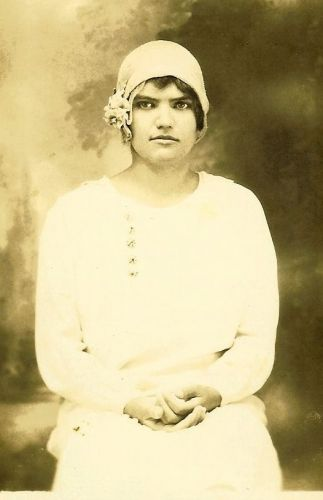 A photo of Flora Malindabelle Holley
